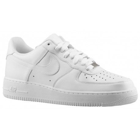 Nike Air Force 1 Low Men S Basketball Shoes White White Sku