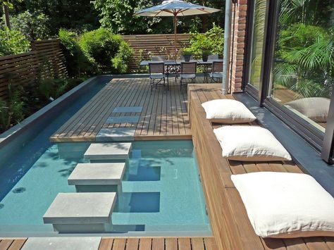 Schwimmteich! schwimmteich Pinterest Schwimmteich, Teiche - moderne gartengestaltung mit pool