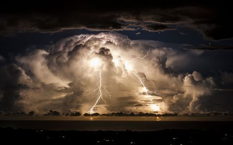 What Happens During a Lightning Storm?