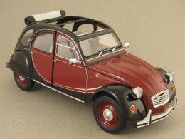2cv charleston miniature 1/18
