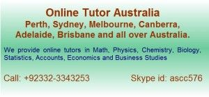 Online Tuition Australia Online Tutoring Tuition Maths Tuition