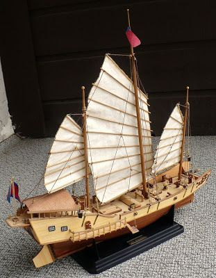 Artesania Latinas 160 Scale Chinese Junk Red Dragon These Ships