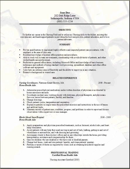 Home Health Aide Resume Description Beautiful Medical Home Services Resume Occupational Examples Home Health Aide Home Health Home Health Care