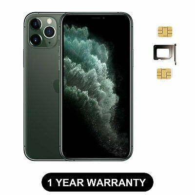 Color Midnight Green Product Model Apple Iphone 11 Pro Max