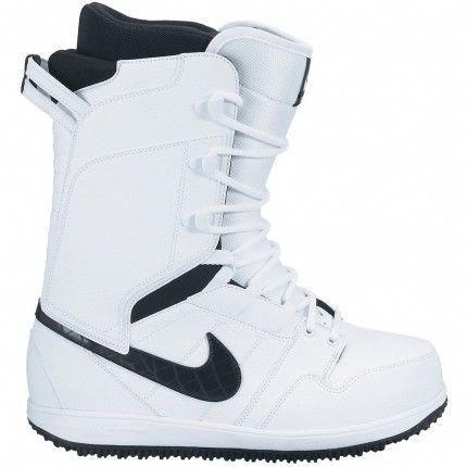Nike Vapen Snowboard Boots White Black