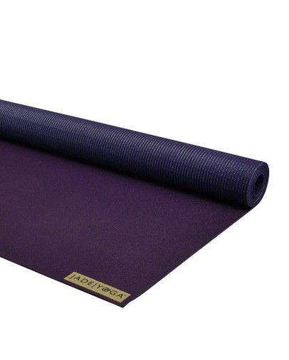 Yogamatta Voyager Mat, 1,6 mm, 173 cm Jade Ekologiska