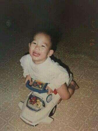 Baby Suho With Images Suho Baekhyun Suho Exo