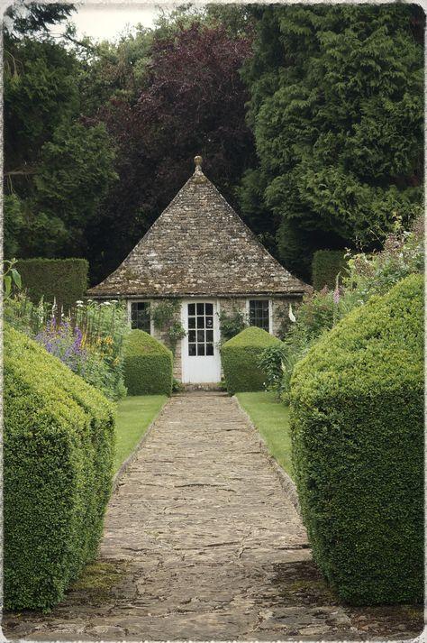 Englische Gaerten Reise - Garten Design Idee Fotos