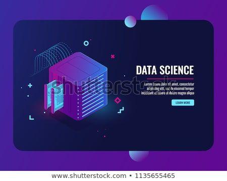 Dataflow Computing Server Room Database And Datacenter Icon Vpn