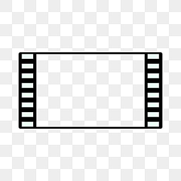 Black Video Frame Video Frame Movies Black Png Transparent Clipart Image And Psd File For Free Download In 2021 Black And White Abstract Black And White Background Prints For Sale