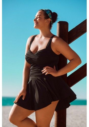 Epingle Sur Bikini Party Plussize Fashion Outfit Bodypositive Maillot De Bain Grande Taille
