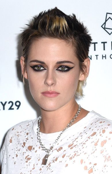 Kristen Stewart Now - Celebrity Red Carpet Beauty Looks Then and Now - Photos