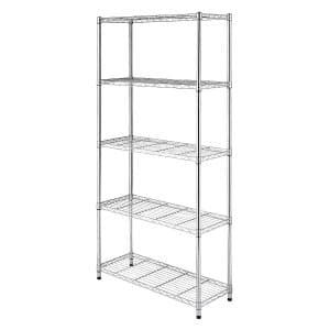 Top 10 Best 4 Shelf Shelving Unit In 2020 Reviews Steel Storage Rack Freestanding Shelving Units Wire Shelving