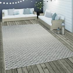 Teppich Howth In Grau Braun Blau In 2021 Outdoor Teppich Terrassen Teppiche Outdoor Teppich Balkon