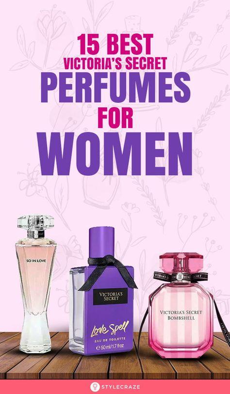 Top 15 Victoria's Secret Perfumes For Women 2020 Update