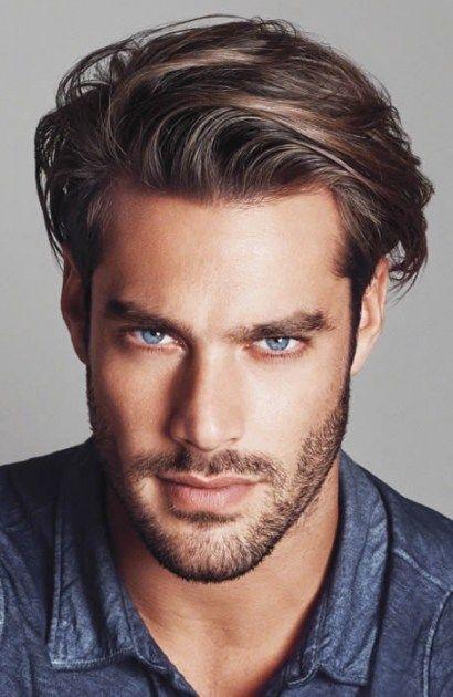 Herren Tolle Frisuren Mode Trends Mittellange Haare Manner Haare Manner Herrenfrisuren