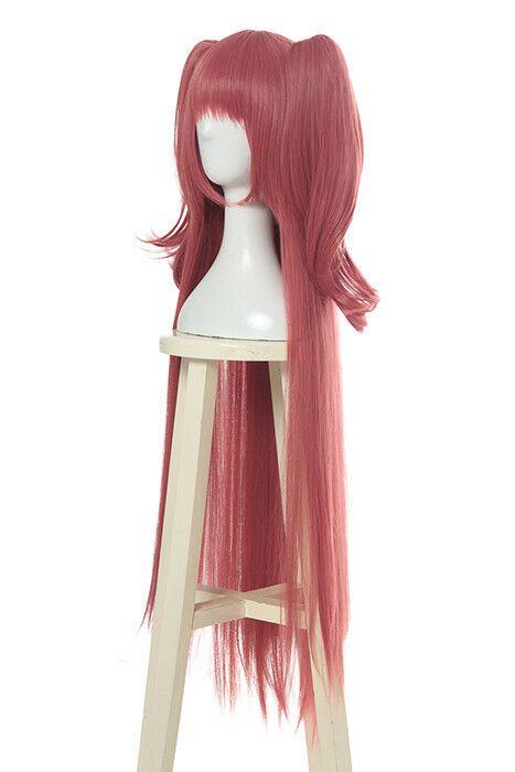 Long Straight Wigs Kakegurui Compulsive Gambler Yumeko Jabami Cosplay Wig