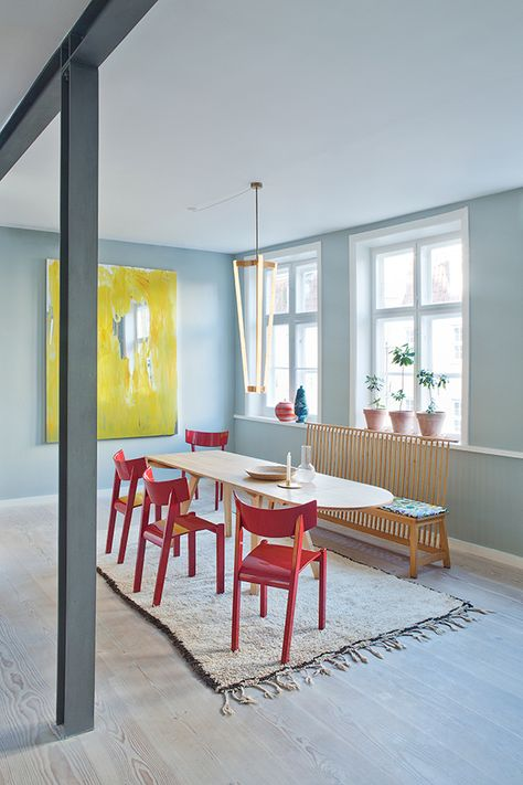 Live Like This: A Shoppable Apartment in Copenhagen
