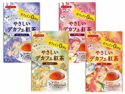 カフェインレス 紅茶 の画像検索結果 Post