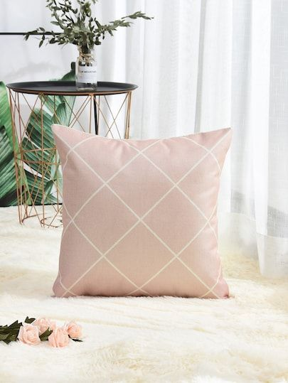 Geometric Pillow Case Cover 1PC | SHEIN UK