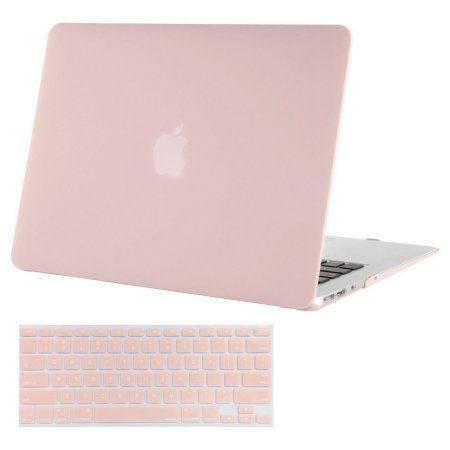 Mosiso Plastic Hard Cover Case For Macbook Air 13 Inch No Touch Id Models A1369 A1466 2010 2017 With Keyboard Cover Mint Green Walmart Com In 2020 Macbook Air Case Hard Macbook Air 13 Inch