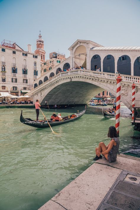 The Venice Bucket List Find out the best things to do in Vencie Italy- from famous sights to must-see museums get the lo-down on all there is to see and do Places Around The World, The Places Youll Go, Places To Visit, Venice Travel, Italy Travel, Italy Vacation, Vacation Spots, Voyage Europe, Travel Aesthetic