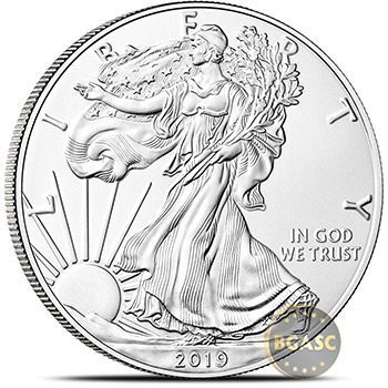 Mint Sealed Monster Box Of 2019 1 Oz American Silver Eagles 500 Bullion Coins Brilliant Uncirculated B In 2020 Silver Eagle Coins American Silver Eagle Silver Bullion