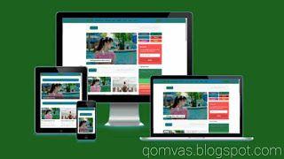 In Seo Pro Responsive Template Blogger Gratis Blog Desain