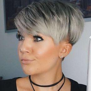 Short Hairstyle 2018 50 Fryzury Krótkie Włosy Włosy I