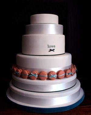 gâteau de mariage sugarplum