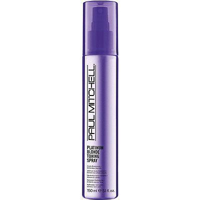 Platinum Blonde Toning Spray Ulta Beauty Platinum Blonde Paul Mitchell Paul Mitchell Hair Products