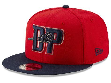 4e3258fa4cc19 Detroit Pistons New Era NBA Light City Combo 9FIFTY Snapback Cap ...