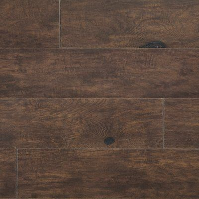 Oak 1 2 Thick X 6 1 3 Wide X 45 Length Engineered Hardwood Flooring Hardwood Floors Engineered Hardwood Wood Floors Wide Plank
