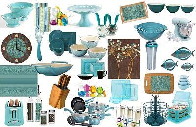 Superior Aqua Blue Kitchen Accessories | Beach Time And Coastal Living | Pinterest |  Blue Kitchen Accessories, Kitchen Accessories And Aqua Blue