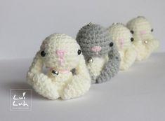 Conejo Amigurumi Patron Gratis : Patron gratis conejos amigurumi amigurumi