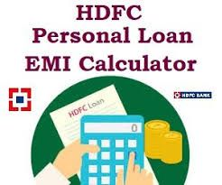 Get Complete Details About Hdfc Personal Loan Calculator Here Personal Loans Amortization Schedule Loan Calculator