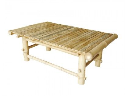Table basse ROBINSON en bambou - Jardin (Salon) | Outdoor ...