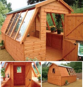 Greenhouse Potting Sheds If Using Glass, Need To Be Able To Opened Some For  Ventilation. | Garden House | Pinterest | Garden Buildings, Solar And  Gardens