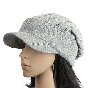 Bohemian Clothing Embroidery Patterned Knit Stripe Tie Top Slouchy Beanie Hat Women/'s Black Gray Striped Cashmere Cotton Knit Hat A1943