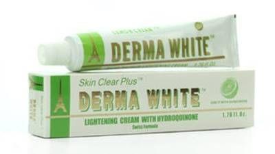 كريم ديرما وايت لتفتيح المناطق الحساسة و الداكنة في الجسم Derma Cream Whiting Cream ديرما كريم كريم تفتيح Cream Whiter Skin Clear Skin