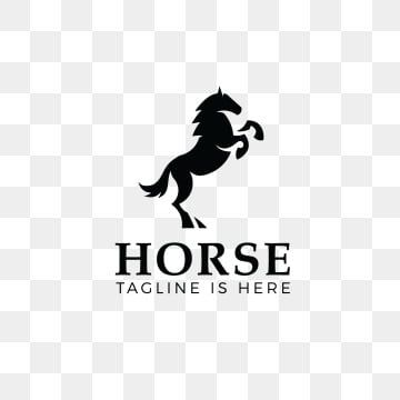 Prancing Horse Logo Template Horse Logo Silhouette Png And Vector With Transparent Background For Free Download Horse Logo Horse Logo Design Business Solutions Logo