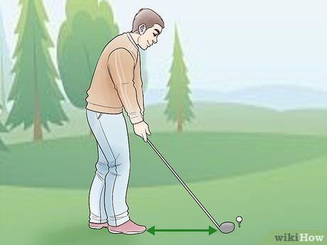 How To Swing A Driver With Pictures Wikihow Golf Golf Tips Best Golf Club Sets