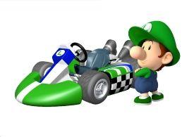 Baby Luigi Mario Kart Wii Mario Mario Kart Super Mario