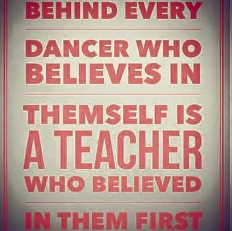 The Gift of Dance | Dance teacher gifts, Dance teacher ...
