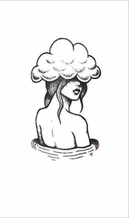 Thoughts Drawing : thoughts, drawing, Trendy, Drawing, Sketches, Thoughts, Doodles,, Drawings, Sketches,
