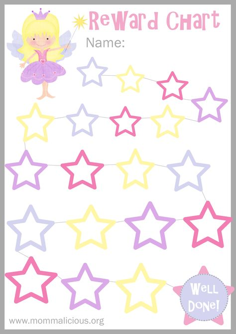 Here are some brilliant free printable reward charts that we have - blank reward chart