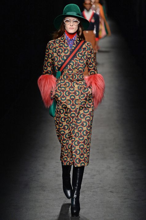 Every look from the Gucci catwalk show