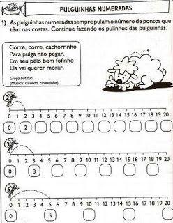 Letramento Divertido 6 E 7 Anos V 4 Matematica Atividades De