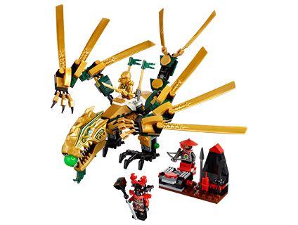 legocom ninjago products models 70503 the golden dragon - Legocom Ninjago