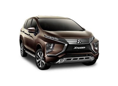 Mitsubishi Xpander Your Next Generation Dengan Gambar Mobil